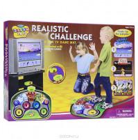 Interaktīvais rotaļu paklājiņš Reālais izaicinājums