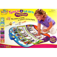 Touch & Learn Interactive Zippy mat