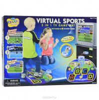 Interaktīvais rotaļu paklājiņš Virtuālās sacensības