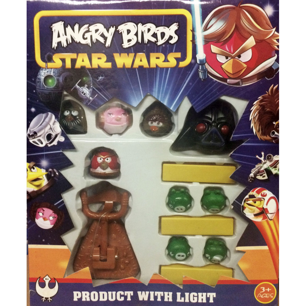 Board Game Angry Birds