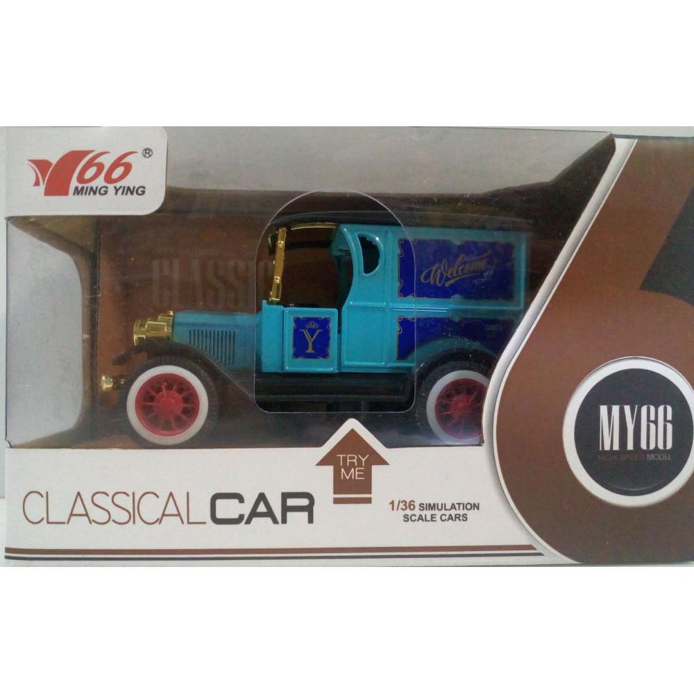 1:43 mēroga pasaules auto klasika - slavēnas mašīnītes