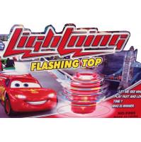 """Mašīnīte – vilciņš McQuinn """"Lightning"""" no multfilmas """"Vāģi"""""""