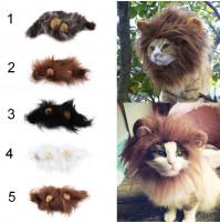 Lauvas krēpes - kostīms kaķiem