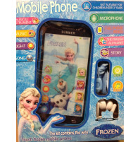 4D smartphone Elsa  from Frozen