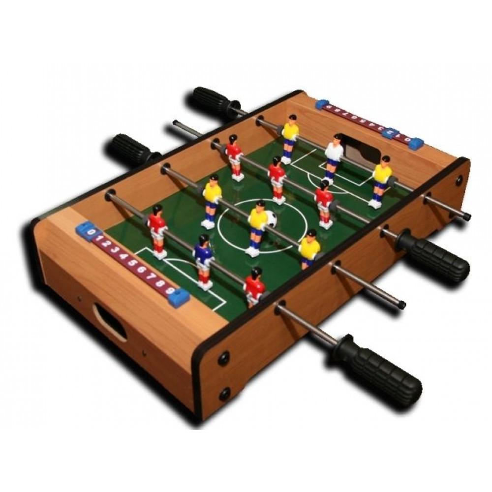 Galda spēles: izvēlies futbolu, hokeju, biljardu vai golfu