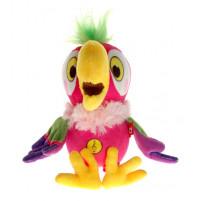 Mīkstā rotaļlieta - papagailis Keša no multenes
