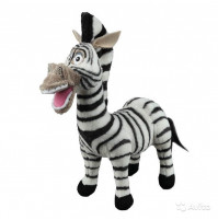 Madagaskar's Marty Soft Toy