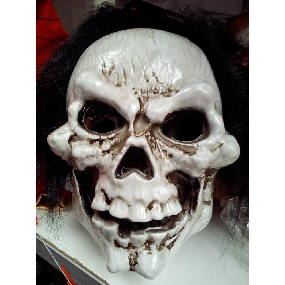 Matainās miroņgalvas maska