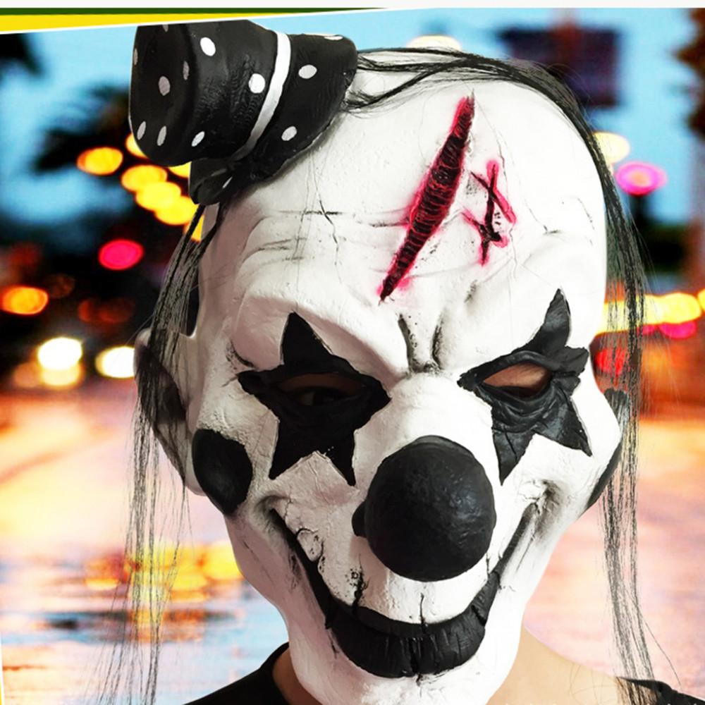 Briesmīga klauna maska