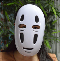 Faceless God Kaonasi Mask from Hayao Miyazaki cartoon Spirited Away