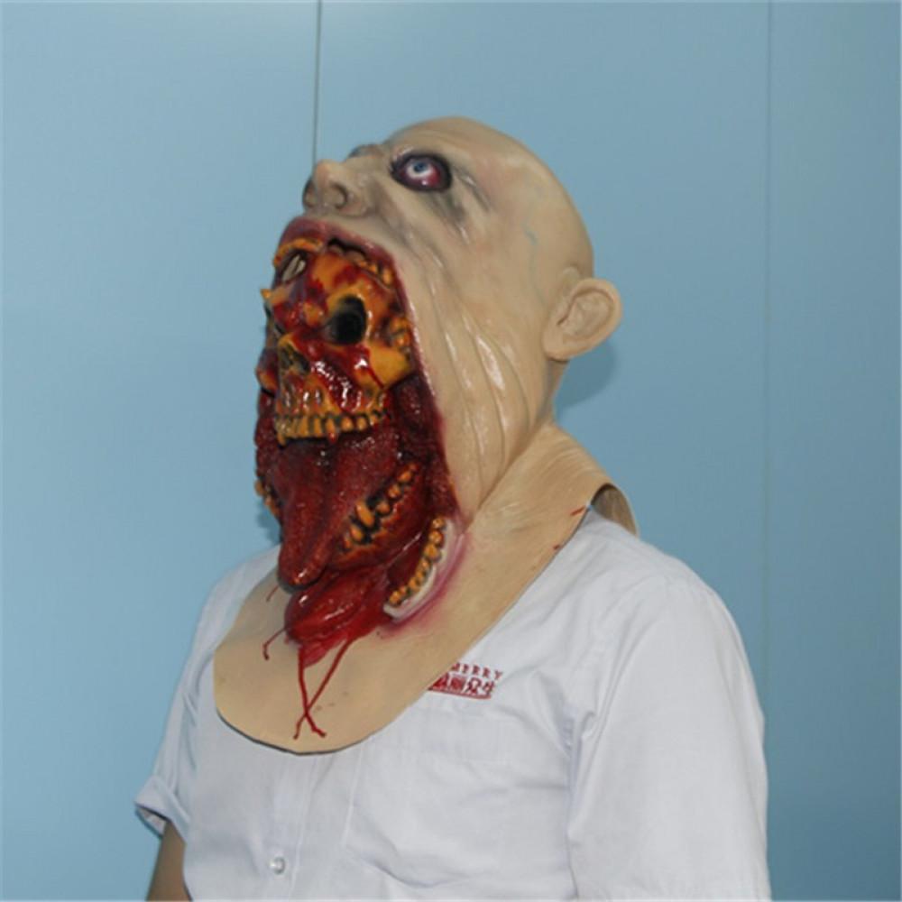 Asiņainā Goula Zombija maska