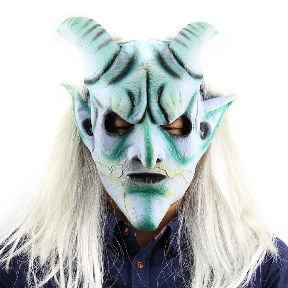 Augstas kvalitātes Devila Lucifēra maska