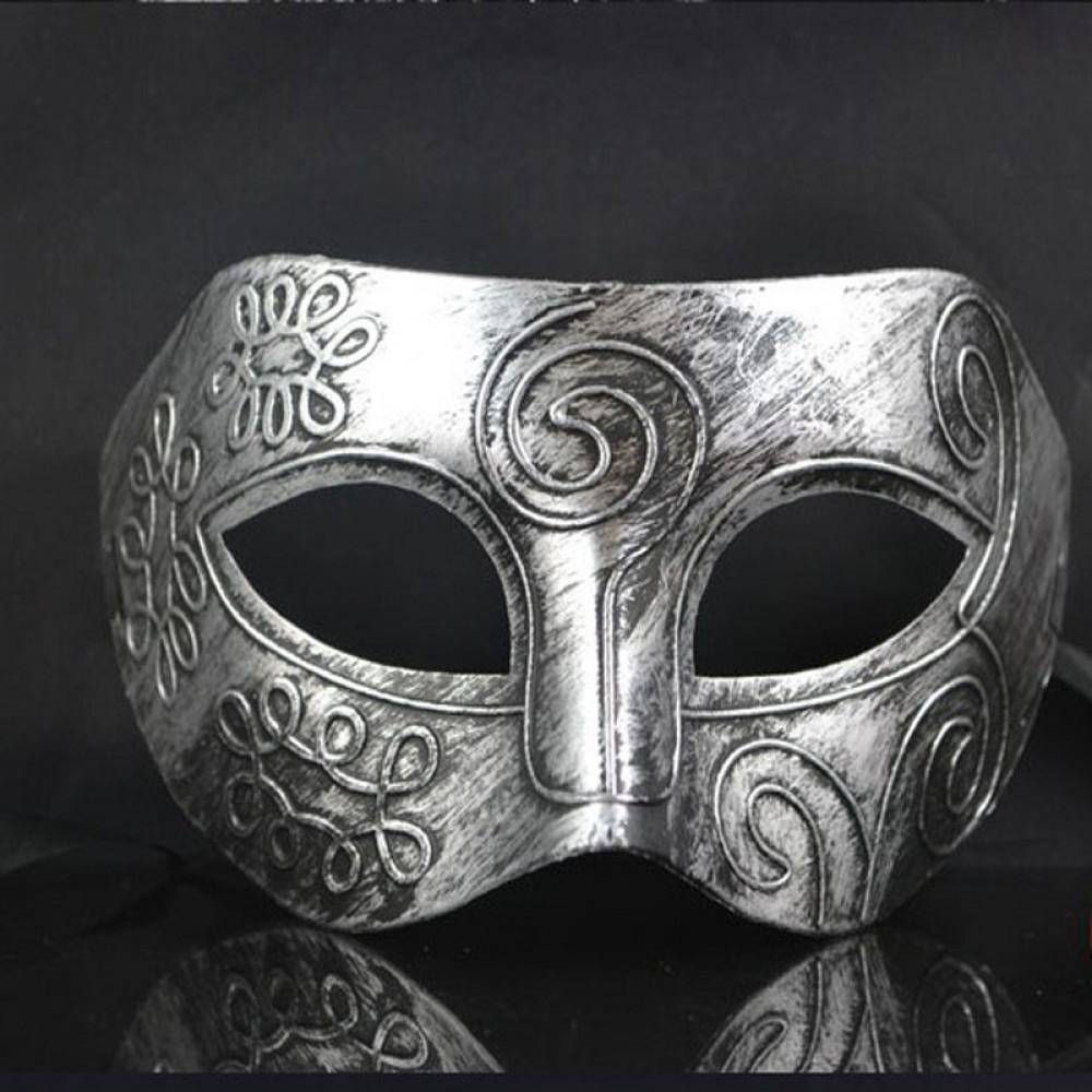 Venecijas karnevāla klasiskā pusmaska