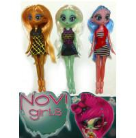 Novi Star Girls lelles