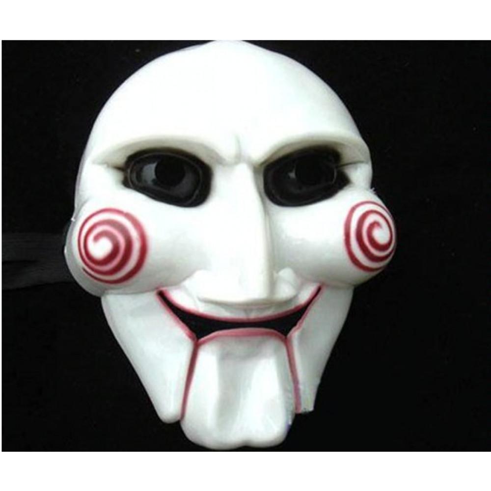 Maska no šausmu filmas Zāģis