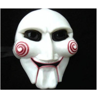 Saw movie Bliiy doll mask
