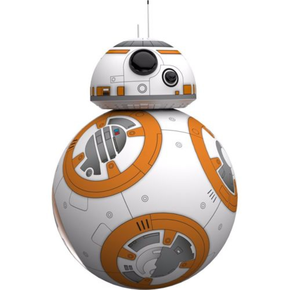 BB-8 droid from Star Wars