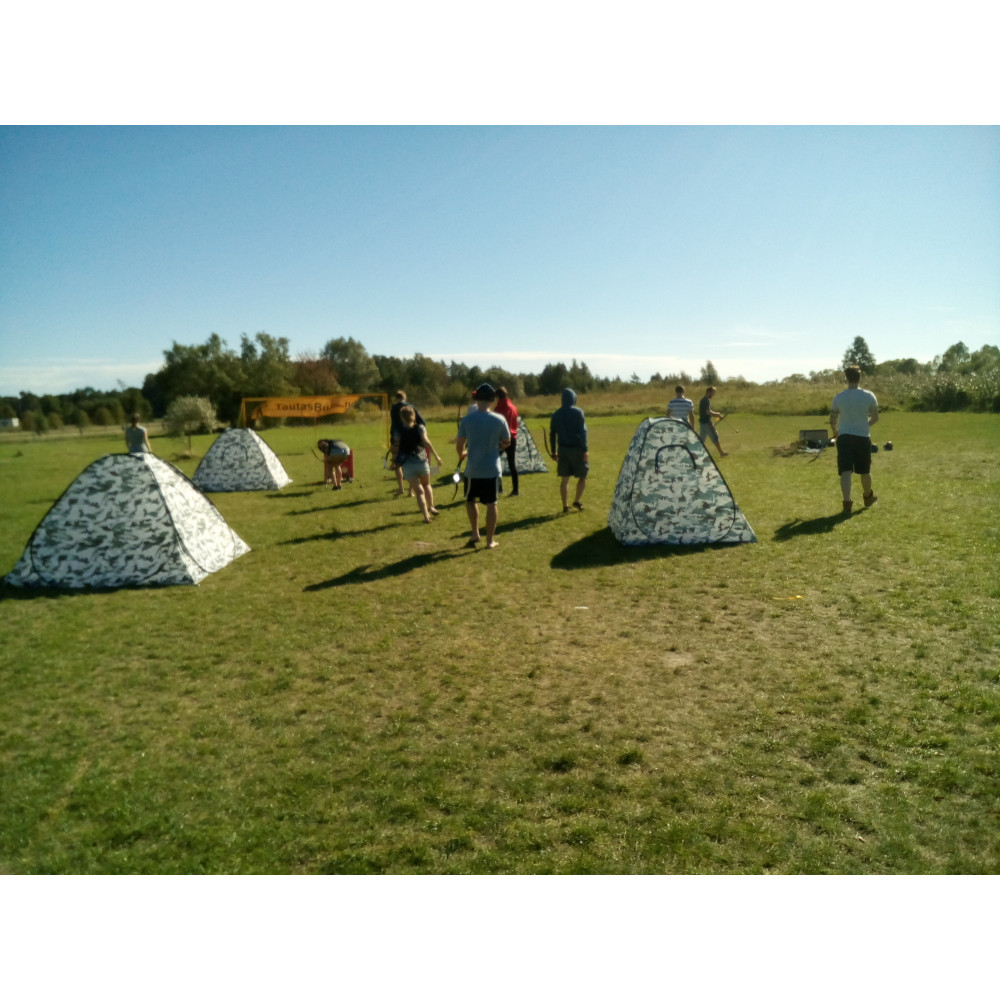 Gift Card from Zorb.lv - Archery Tag Bows and Arrows Shooting game for your stag or corporate party
