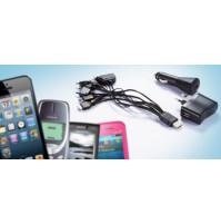 Universālais USB lādētājs (10 vienā)