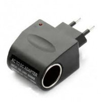 220V AC to 12V DC EU Car Power Adapter Converter
