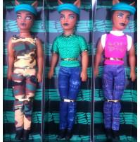 Monster High lelles brālītis - Monster puisis