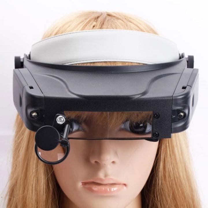 Sikumi Lv Light Head Magnifying Glass Watcher S