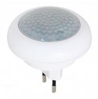 Lampa ar kustību sensoru (darbojas no kontaktligzdas)