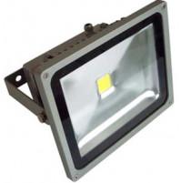 Lielas jaudas ekonomiskais LED prožektors ārpuses izgaismošanai