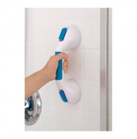 Handle for bathroom suction cups