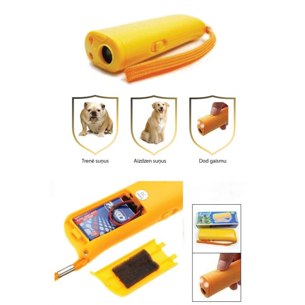 Anti Bark Dog Trainer device