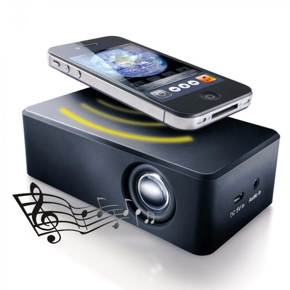 Bezvadu pārnēsāmais stereo pastiprinātājs