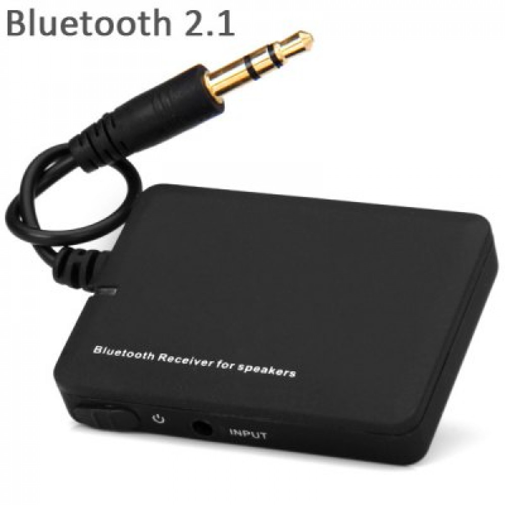 Bluetooth 2.1 Music Receiver with 3.5mm Jack