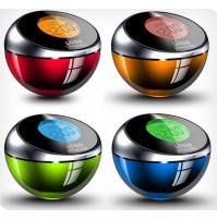 Говорящие часы, показывающие время и температуру и переливающиеся различными цветами