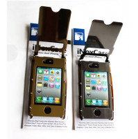 Super Stylish INOX 360 Case for iPhone 4 / 4S Stainless Steel