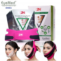 2n Face Skin Care Lift Firming Mask 7Pcs with Bandage