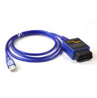 ELM327 Bluetooth - USB wire - OBD2 Scanner VAG COM 409.1 KKL USB