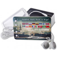 Tourist Infoline mp3 player