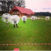 Gift Card from Zorb.lv - Zorb football for your stag or corporate party