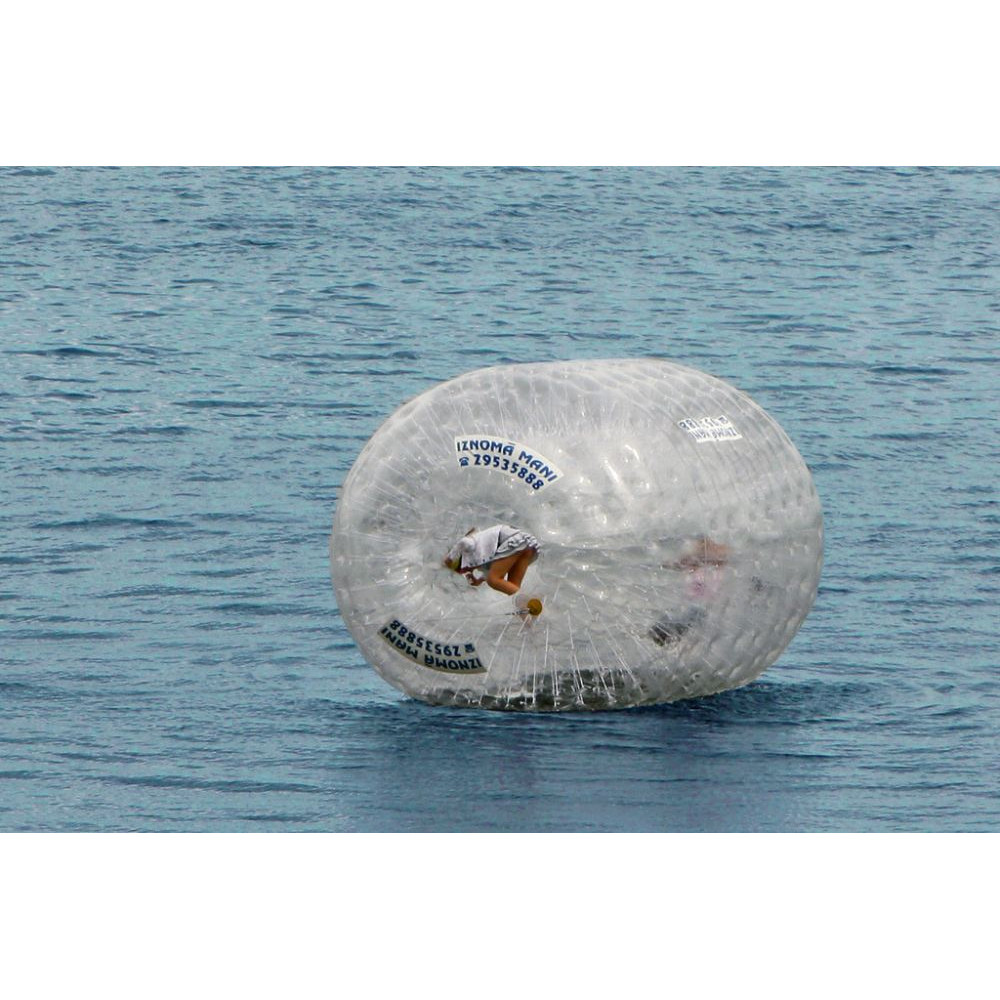 Gift Card from Zorb.lv - Water zorbing for your stag or corporate party