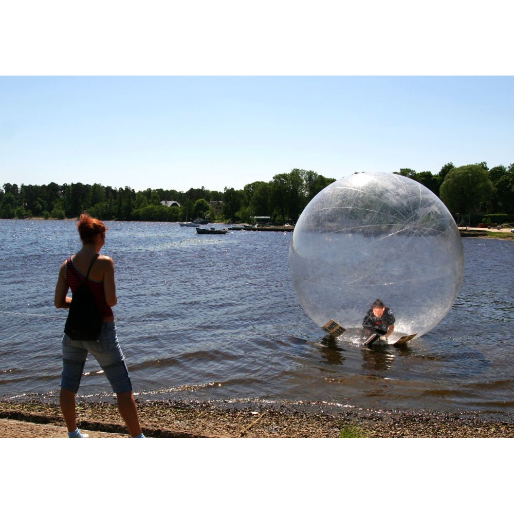 Gift Card from Zorb.lv - Water ball walk