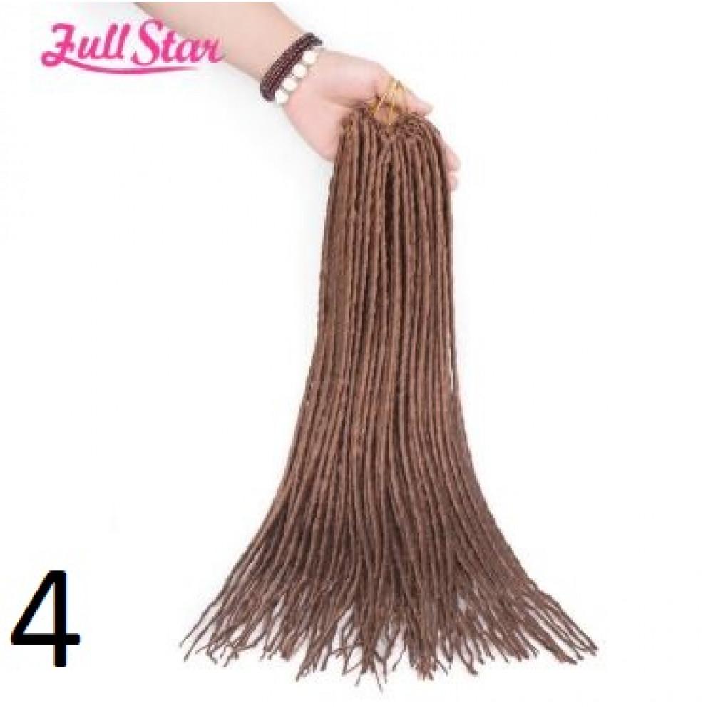 Artificial quality dreadlocks or handmade French braids