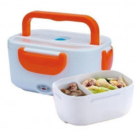 Vech Electric Heating Lunch Box Food Heater Portable Lunch Containers Warming Bento for Home&Office