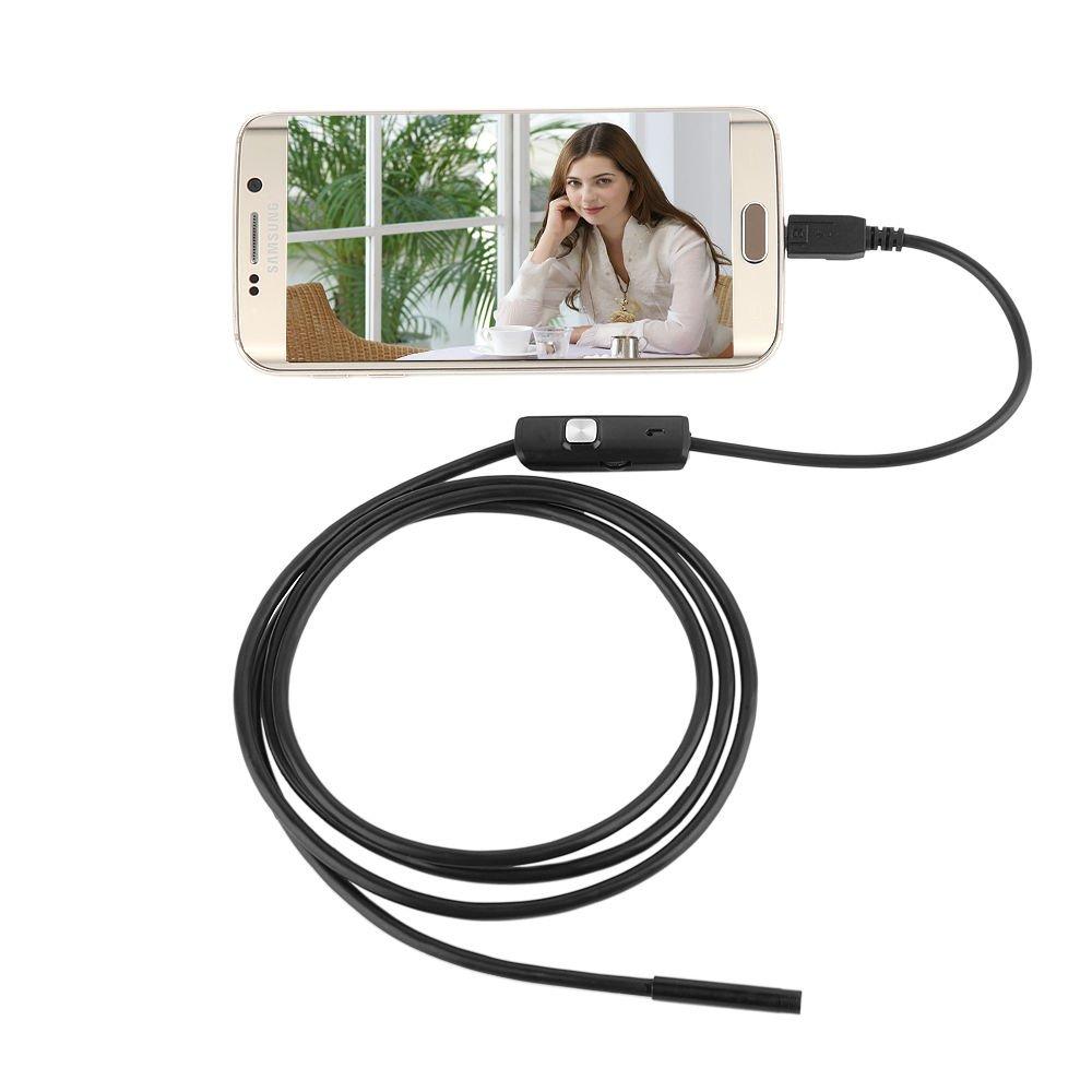 Android Mini Endoscope Borescope Inspection Camera