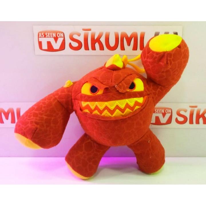 Skylanders Academy Eraptor Eruptor or Gill Grunt Stuffed Plush Toy