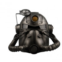 T-51B Power Armor Helmet of the Fallout Universe, Rubber, Life Size