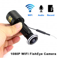1080P HD H.264 P2P Peephole - Recording Camcorder PIR VIDEO EYE