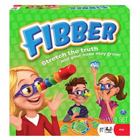 "Board Game ""Fibber"""