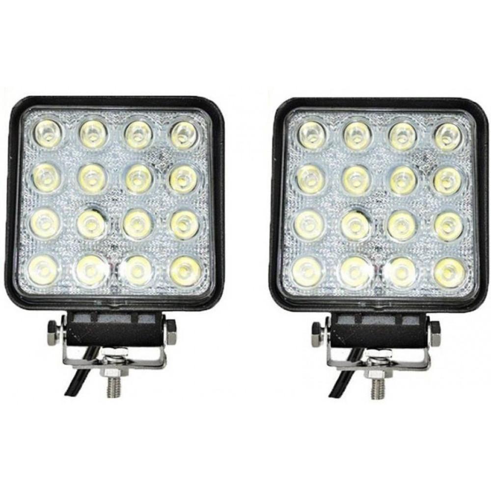 LED Floodlight - 12v lamp for car, 42W