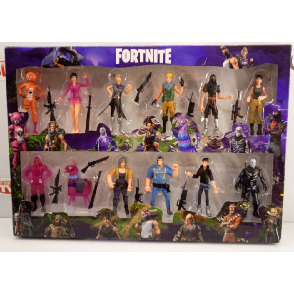 Fortnite Game Collectible Figures