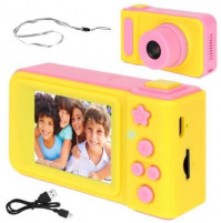 Baby Photo Camera with display Rose Dream